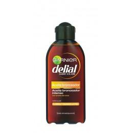 delial aceite bronceador intenso 200 ml.