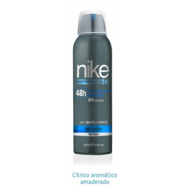 Nike desodrante spray man 200 ml Rhodium