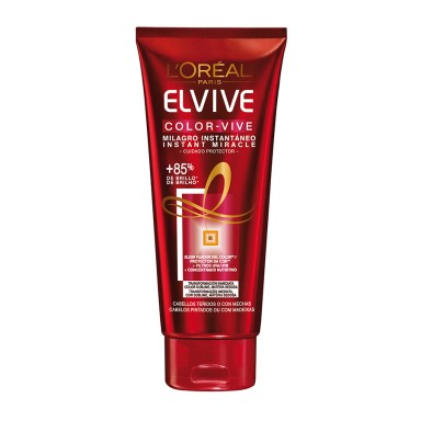 Elvive Mascarilla Milagro Color Vive 200 ml.