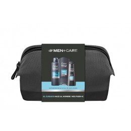 Dove men neceser (gel 400 ml + champú 250 ml + desodorante spray 200 ml)