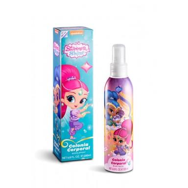 Shimmer & Shine edt 200 ml spray corporal