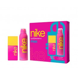 Nike Woman Pink edt 50 Vapo Estuche
