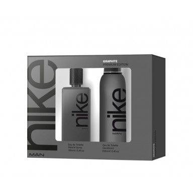 Nike man Graphite edt 100 ml vapo + desodorante spray 200 ml