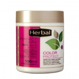 Herbal Mascarilla PC Color Portect 500 ml.