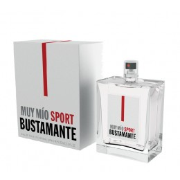 Muy Mío Sport 100 ml. Edt David Bustamante