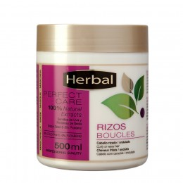 Herbal Mascarilla PC Rizos 500 ml.
