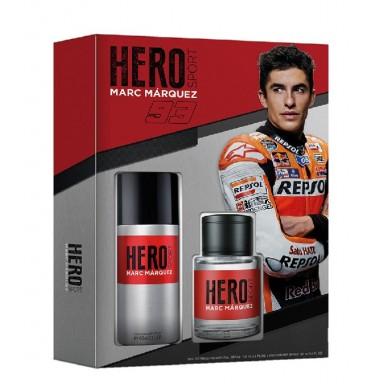 Hero Sport Marc Márquez edt 100 vapo + deo