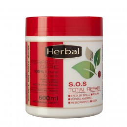 Herbal Mascarilla PC Total Repair 500 ml.