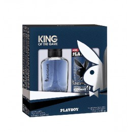 Playboy King Edt 60 Vapo Estuche