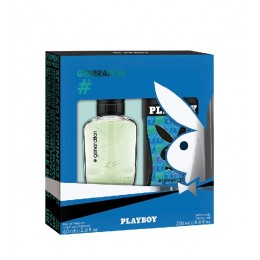 playboy men generation edt 100 vapo estuche