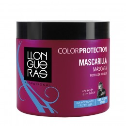 Llongueras Mascarilla Color Protect Cabello Normal