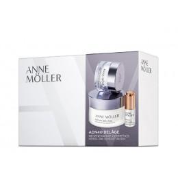 A. Möller Belage coffret piel normal mixta ( crema 50 ml + ojos 15 ml + AH 5 ml )