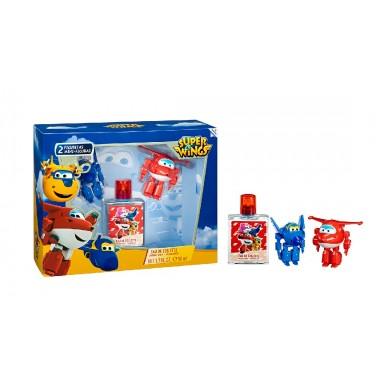 Superwings edt 50 ml + 2 figuras de juguete