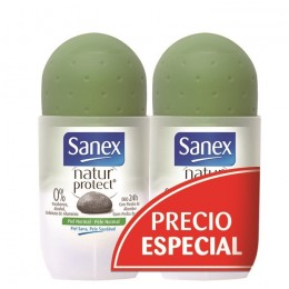 Sanex Deo. Roll On Natur Protect Normal 50 Ml Duplo