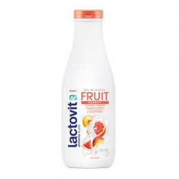 Lactovit gel Energy 600 ml piel seca