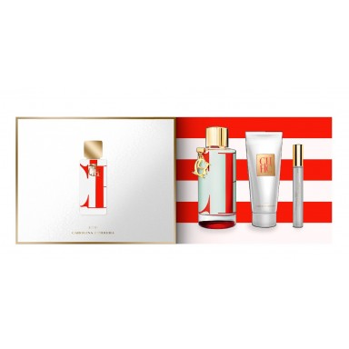 Carolina Herrera CH L'eau Edt 100 Vapo + Body + Mini