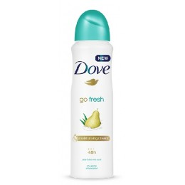 Dove Pera & Aloe desodorante spray 200 ml.