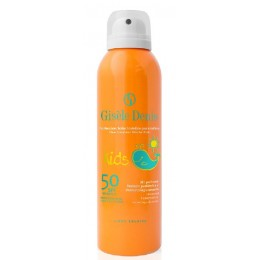 Gisele Denis bronceador 200 ml niños spray invisible F-50