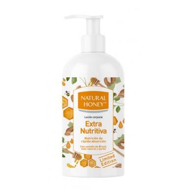Natural Honey locion dosificador 400 ml Extra Nutritiva