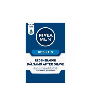 Nivea Men Regenerador Bálsamo 100 ml.