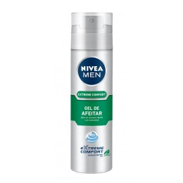 Nivea Men Gel de Afeitar Extreme Comfort 200 Ml.