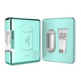 212 Carolina Herrera femme edt 100 vapo + body lotion