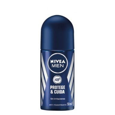 nivea deo roll on men 50 ml. protege y cuida