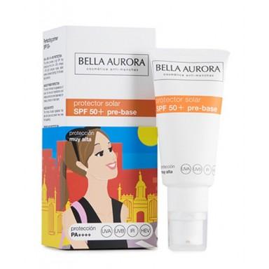 Bella Aurora solar 30ml crema F-50+ pre-base maquillaje