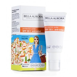 Bella Aurora solar 30 ml F-50+ anti-edad