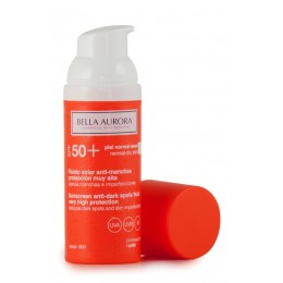 Bella Aurora solar 50 ml F50+ piel normal seca