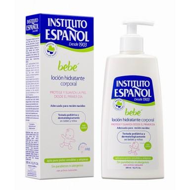 Instituto Español Bebé loción corporal 300 ml
