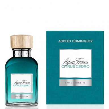Adolfo Dominguez Agua Fresca Citrus Cedro edt 120 vapo