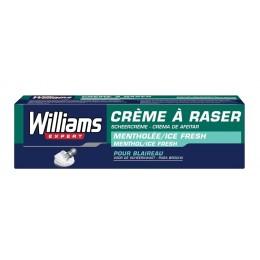Williams Crema de Afeitar Menthol Ice Fresh 100 gr.