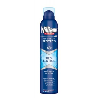 Williams Protect+ Fresh Control desodorante spray 200 ml