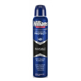 Williams Desodorante Spray Protect Invisible 200 Ml.