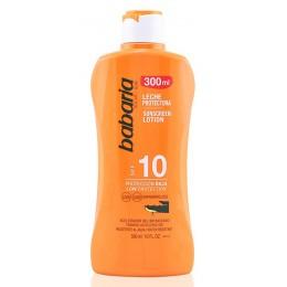 babaria spf-10 leche solar aloe 100 ml