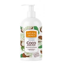Natural Honey locion dosificador 400 ml Coco