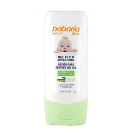 babaria solar after sun niños aloe vera 150 ml.