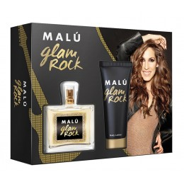 Malú Glam Rock Edt 100 Vapo + Body