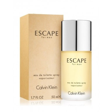 CK Escape Men 50 ml. Edt