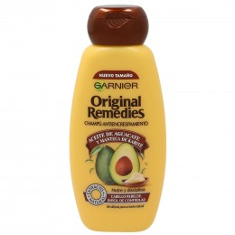 Garnier Orignian Remedies champu 300 ml aguacate y karite