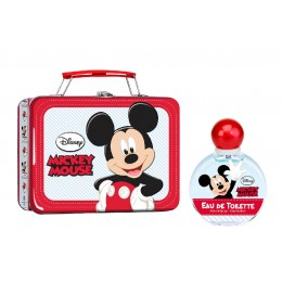 Mickey maleta metálica edt 100 ml