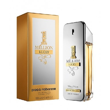 1 Million Lucky edt 100 ml vapo de Paco Rabanne