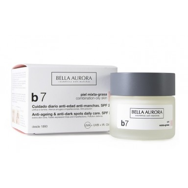 Bella Aurora B7 antimanchas 50 ml. piel mixta grasa