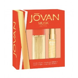 Musk Jovan edt 100 ml vapo + edt 15 ml vapo