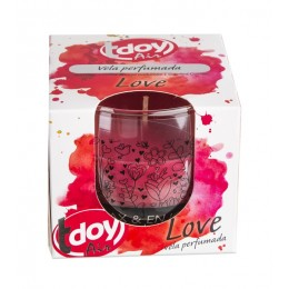 Tdoy Air vela perfumada Love 125 gr