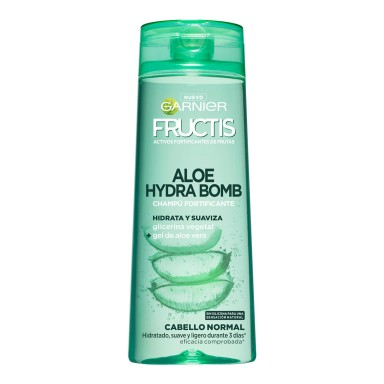 Fructis champú 360 ml Hydra Bomb cabello normal