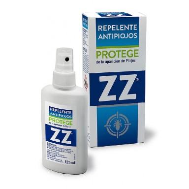zz repelente antipiojos 125 ml.