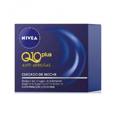 Nivea Q10 Antiarrugas Noche 50 Ml.