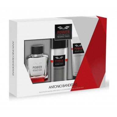 Antonio Banderas Power of Seduction 100 ml vapo+desodorante spray 150 ml+after s